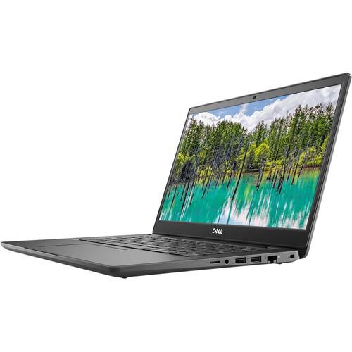 Dell Latitude 14-3410 10th Gen Intel Core i5 10210U (1.60GHz-4.20GHz, 4GB DDR4, 1TB HDD, No-ODD) 14 Inch HD (1366x768) Display, Backlit KeyBoard, Free DOS, Black Laptop #s004l341014ddd